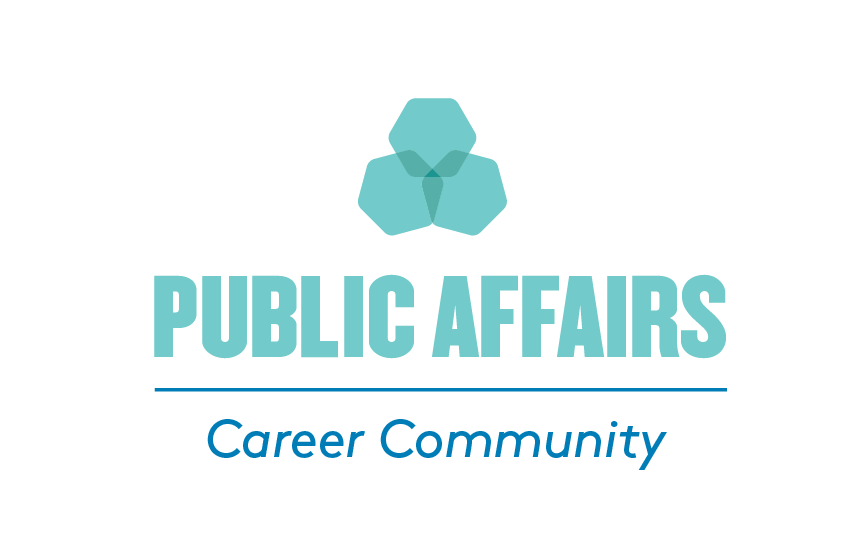 College of Public Affairs Career Community Logo