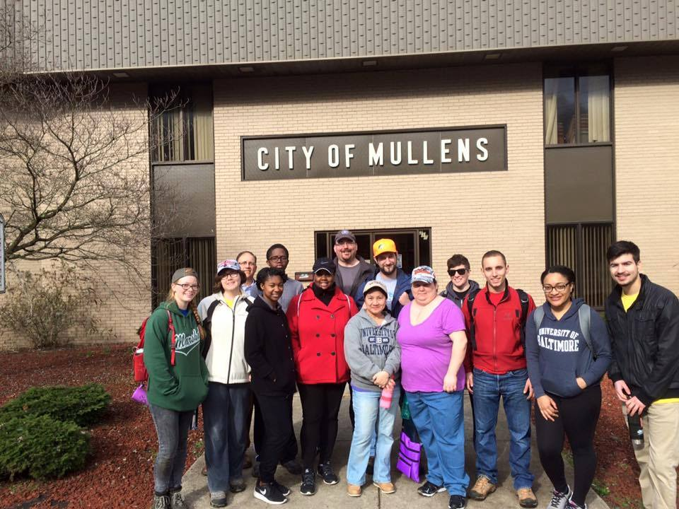 ASB Trip to Mullens WV - March 2016