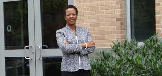 Accounting Professor Jan Williams