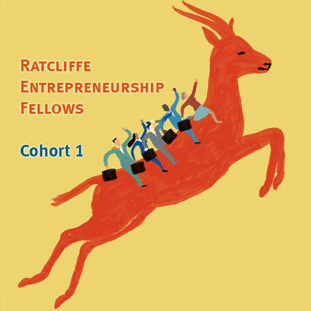 cohort 1 Entrepreneurship Fellows