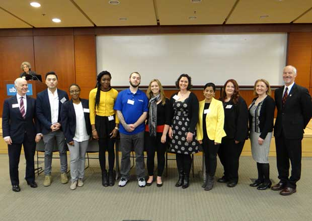 Students Inducted into Beta Gamma Sigma, 2016 Ceremony