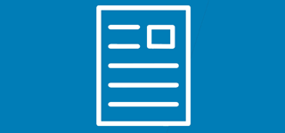 icon for a newsletter