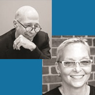 Acclaimed Poets Jan Beatty and Harry Bauld Kick Off M.F.A.'s Fall Reading Series, Sept. 24